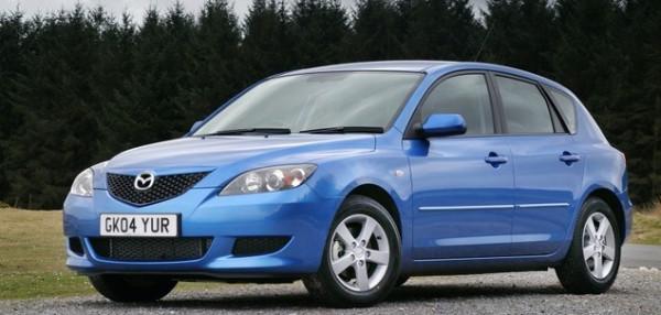 Hak wypinany + wiązka Mazda 3 2003-2009