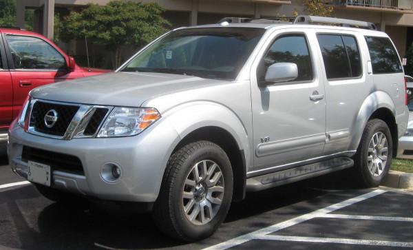Hak wypinany + wiązka Nissan Pathfinder 2005-2014