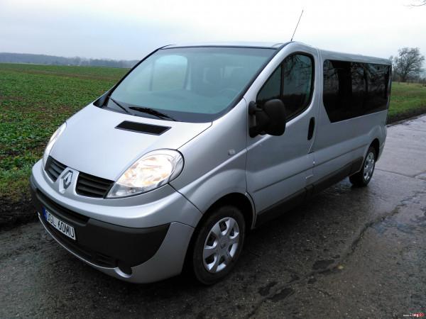 Hak holowniczy + wiązka Renault Trafic 2001-2014