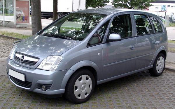 Hak holowniczy + wiązka Opel Meriva 2002-2010