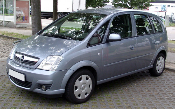 Hak wypinany + wiązka Opel Meriva 2002-2010