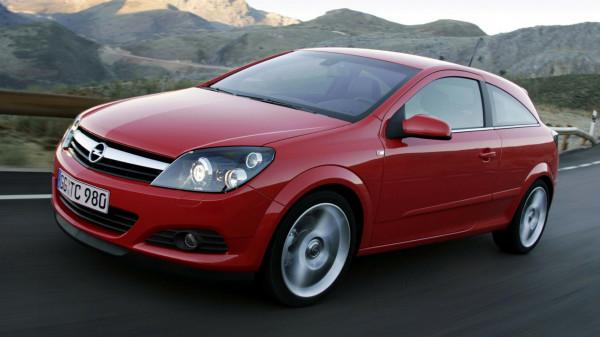 Hak wypinany + moduł Opel Astra HTB 2004-2014