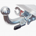 Hak wypinany + moduł Opel Astra HTB 2009-2015