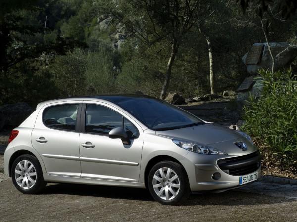 Hak wypinany + moduł Peugeot 207 HTB od 2006