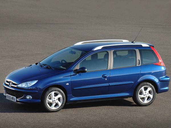 Hak holowniczy + wiązka Peugeot 206 2002-2007