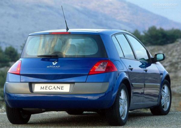 Hak holowniczy + wiązka Renault Megane HTB 2002-2009