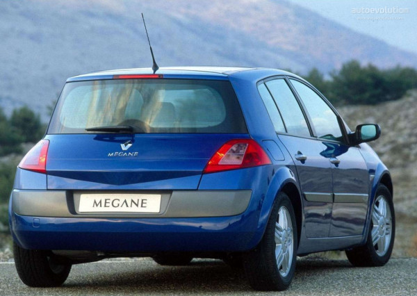 Hak wypinany + wiązka Renault Megane HTB 2002-2009