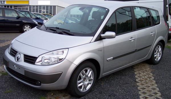Hak wypinany + wiązka Renault Scenic 2003-2008