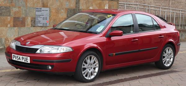 Hak holowniczy + wiązka Renault Laguna 2001-2007