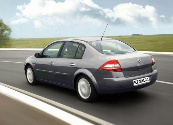Hak holowniczy + wiązka Renault Megane Sedan 2003-2010