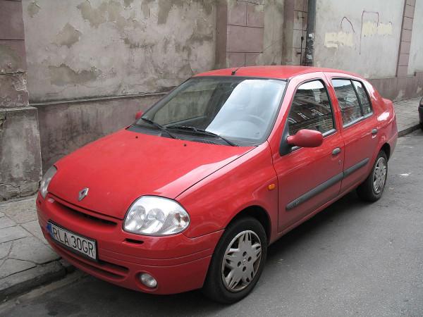 Hak holowniczy + wiązka Renault Thalia 1999-2010