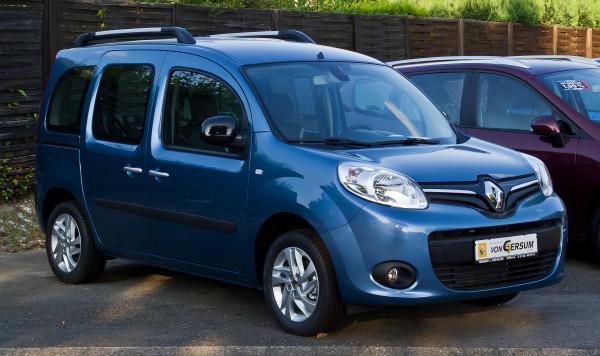 Hak wypinany + wiązka Renault Kangoo od 2008