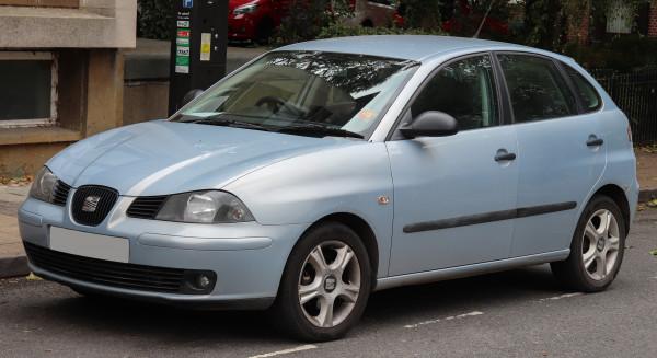 Hak wypinany + wiązka Seat Ibiza 2002-2008
