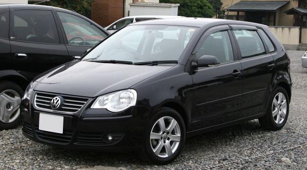 Hak wypinany + wiązka VW Polo 2001-2009