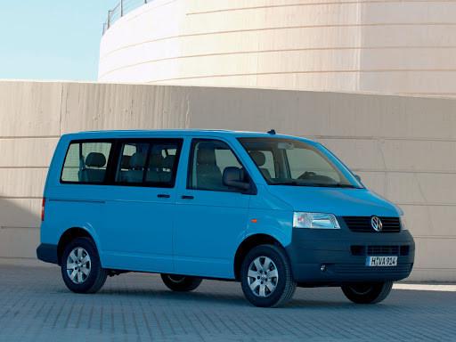 Hak holowniczy + wiązka VW Transporter T5 od 2003