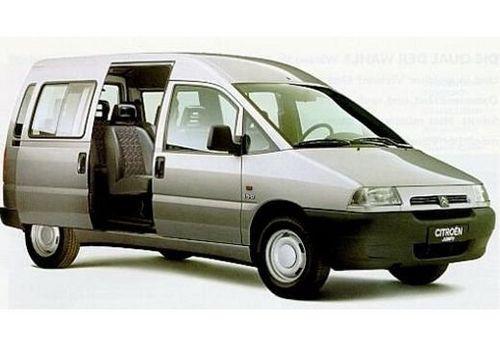 Hak holowniczy + wiązka FIAT Scudo 1995-2001