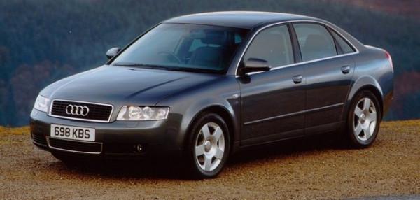 Hak holowniczy + moduł Audi A4 Sedan 2001-2007
