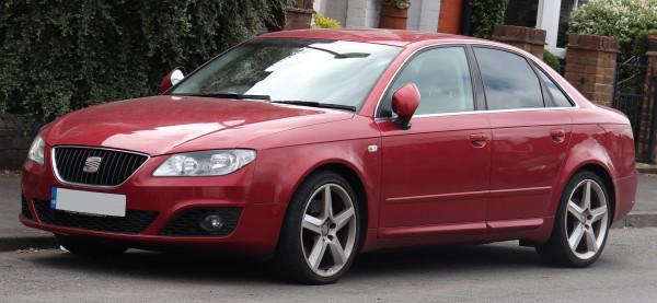 Hak holowniczy + moduł Seat Exeo Sedan od 2008