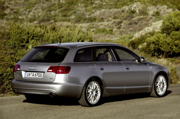 Hak holowniczy + moduł Audi A6 Kombi 2005-2011