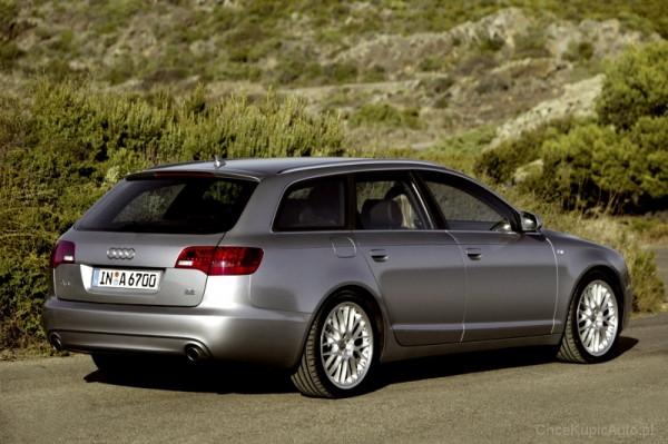 Hak wypinany + moduł Audi A6 Kombi 2005-2011