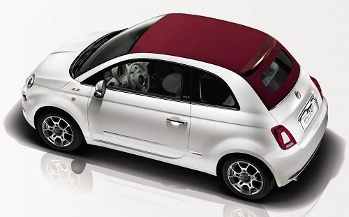 Hak holowniczy + moduł FIAT 500 Cabrio od 2010