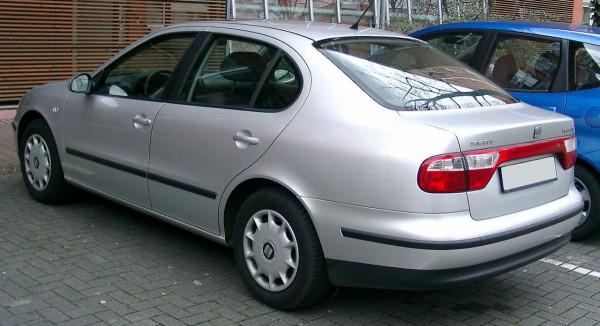 Hak holowniczy + wiązka SEAT TOLEDO 4D (1999-2004)