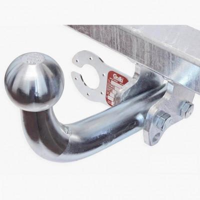 Hak holowniczy + moduł Fiat Punto (grande, evo) od 2005