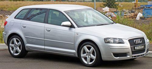 Hak holowniczy + moduł AUDI A3 Sportback 2004-2008