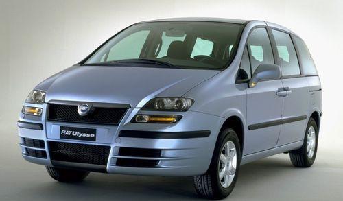 Hak holowniczy + moduł FIAT Ulysse II 2002-2005