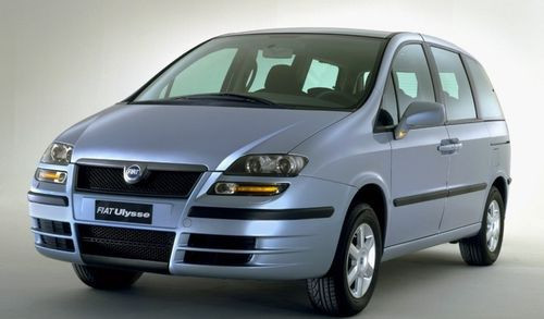 Hak holowniczy + moduł FIAT Ulysse II 2005-2011