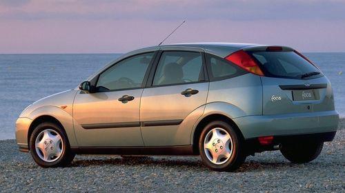 Hak + wiązka FORD FOCUS Mk1 Hatchback 1998-2004