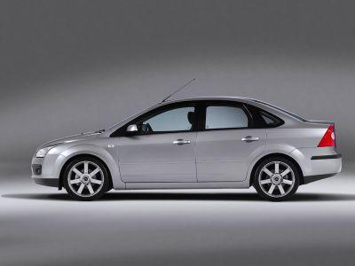 Hak + wiązka FORD FOCUS Mk2 Sedan 4D 2005-2011