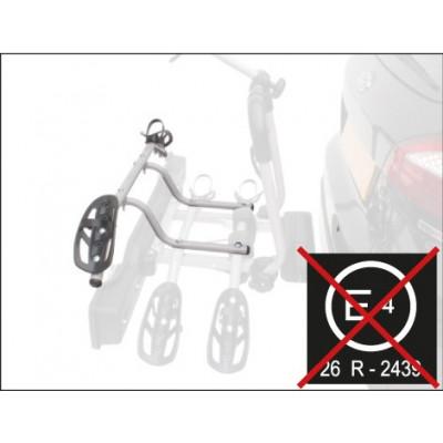 Bagażnik uchwyt rowerowy Peruzzo Siena 3 UCHYLANY