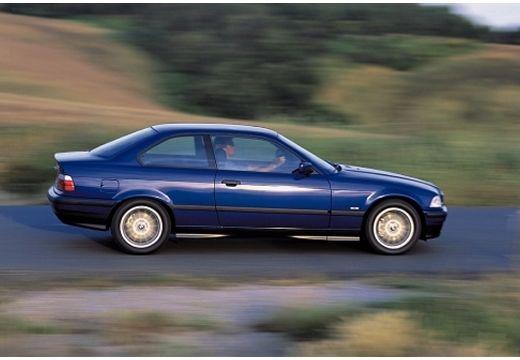 Hak holowniczy + wiązka BMW 3 Coupe E36 1991-1999