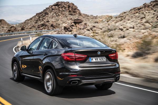 Hak wypinany + wiązka moduł BMW X6 F16 od 2014