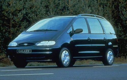 Hak holowniczy + wiązka FORD Galaxy I 1995-2000
