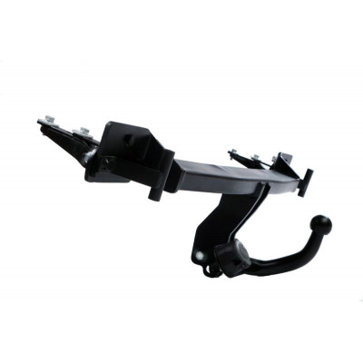 Hak holowniczy + moduł VW Crafter II Furgon 3640 od 2016
