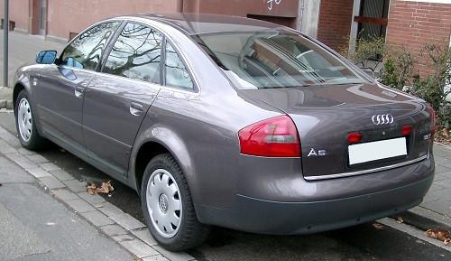 Hak holowniczy + wiązka AUDI A6 Kombi 1997-2005