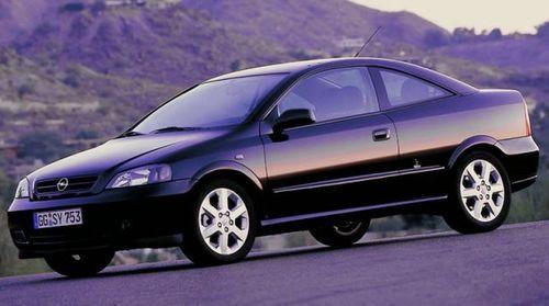 Hak holowniczy + wiązka OPEL Astra G Coupe '00-05