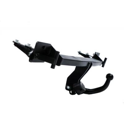 Hak holowniczy + moduł OPEL Astra H 4D 2004-2014