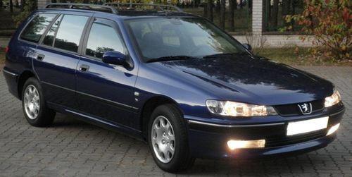 Hak + wiązka PEUGEOT 406 FL Kombi 1999-2004
