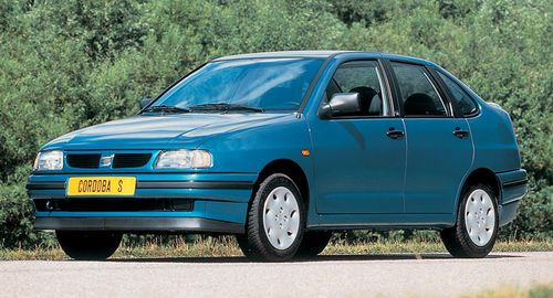 Hak holowniczy + wiązka SEAT Cordoba I 1993-1996