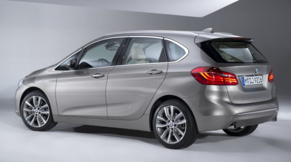 Hak holowniczy + wiązka moduł BMW 2 od 2014 F45