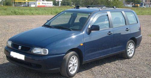 Hak + wiązka SEAT Cordoba Vario I 1997-1999 Kombi