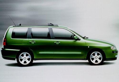 Hak + wiązka SEAT Cordoba Vario I FL 1999-2002