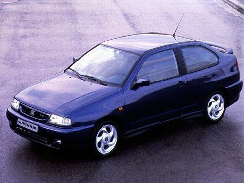 Hak holowniczy + wiązka SEAT Cordoba Coupe '96-99