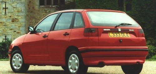 Hak holowniczy + wiązka SEAT Ibiza II 1996-1999