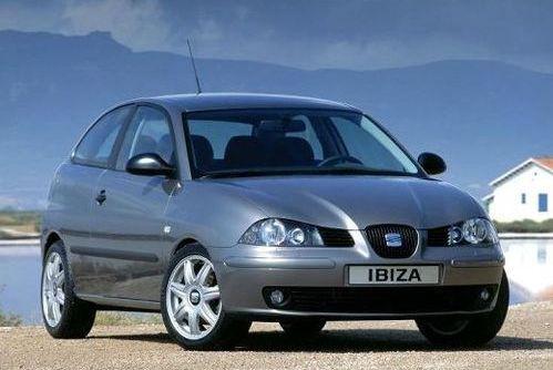 Hak holowniczy + wiązka SEAT Ibiza III 2002-2008