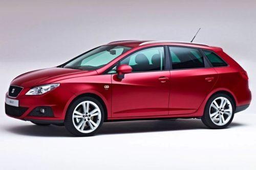Hak + wiązka moduł SEAT Ibiza IV Kombi 2010-2015
