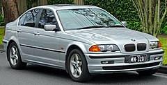 Hak holowniczy + moduł BMW 3 E46 Sedan 1998-2005
